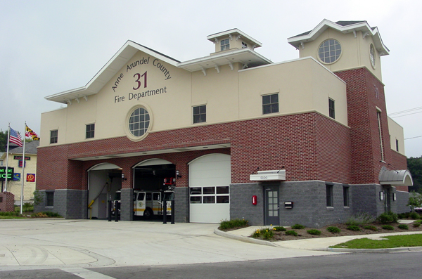 Brooklyn Park Fire Station - Tech Contracting Company Project