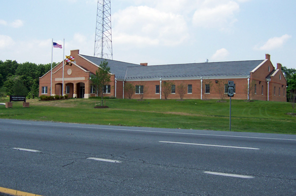 Maryland State Police Barracks, North East Maryland - Tech Contracting Company Project