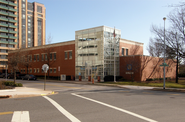 Towson, MD Police Station - Tech Contracting Company Project