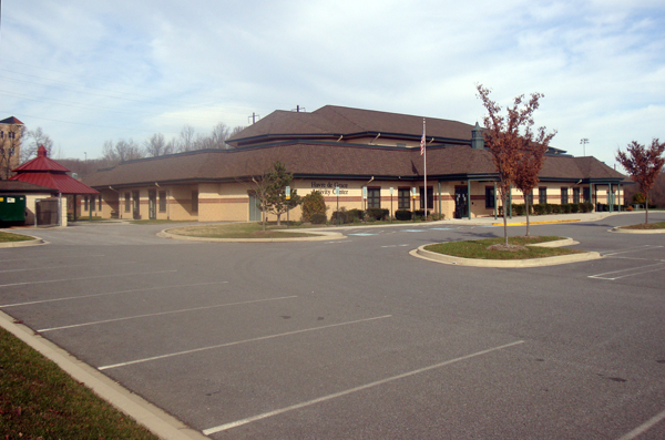 Havre de Grace Activity Center - Tech Contracting Company Project